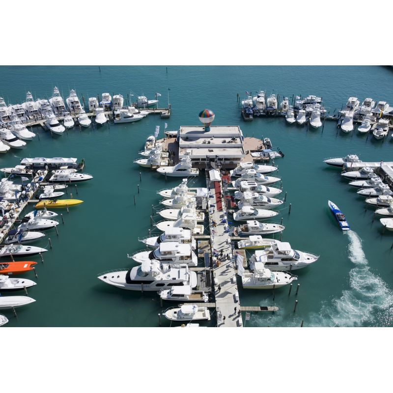 2019 Miami International Boat Show